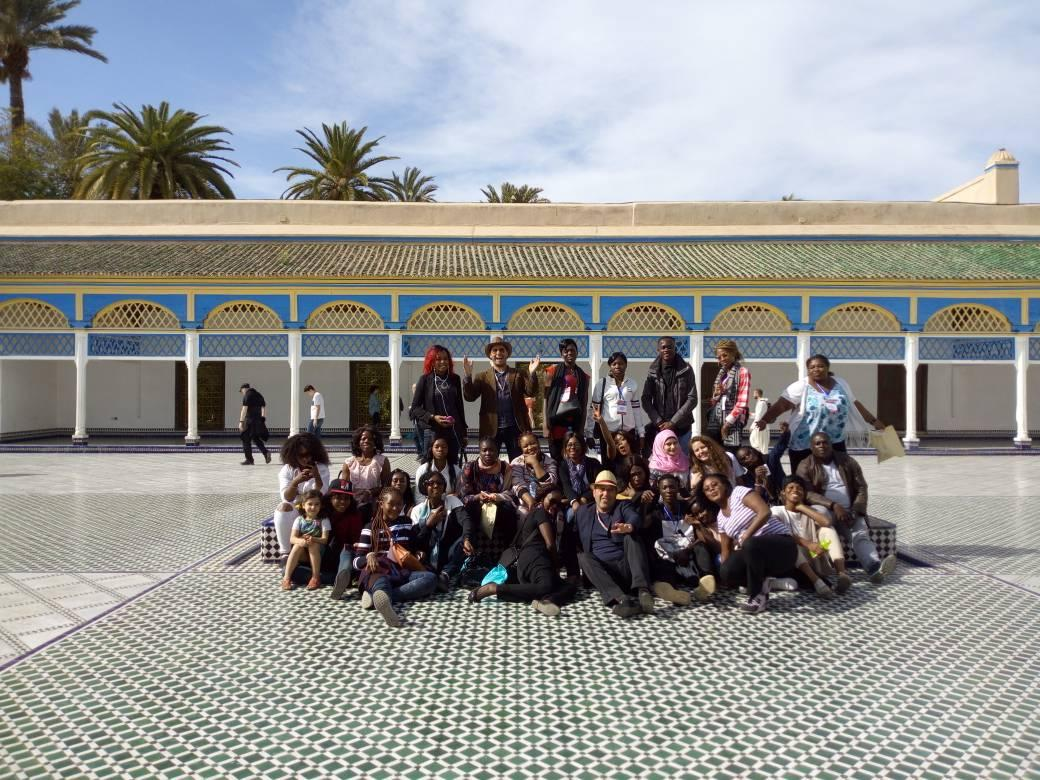 Album MAROCCO CITY TOUR